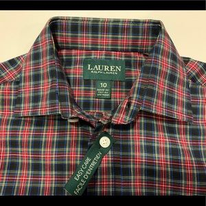Lauren Ralph Lauren Boys Button Down Shirts